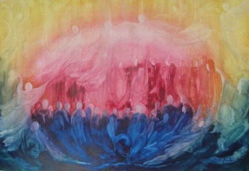 32-Concilio en el Mundo Espiritual. Mila Puerta