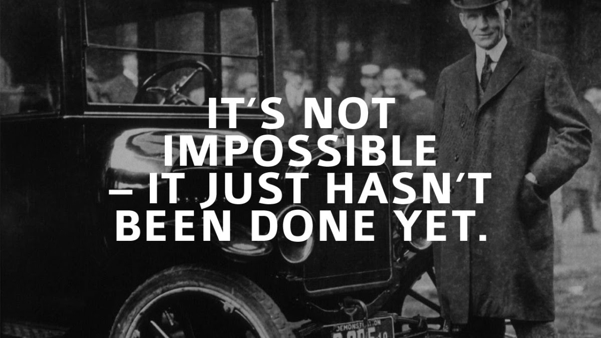 Impossible Quote 4 Picture Quote 1