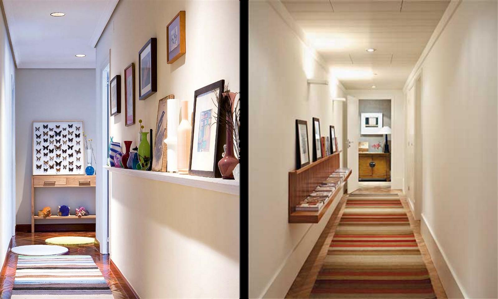 Uma regra geral é que a sua casa parece mais elegante se a maior parte do piso fica à mostra.