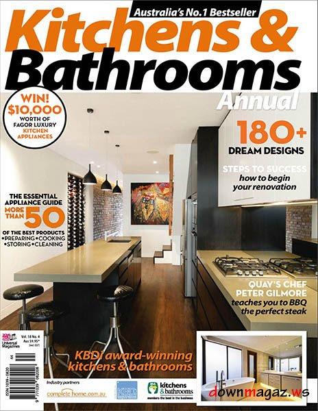 Kitchens & Bathrooms Quarterly - Vol.18 No.4 » Download magazines ...