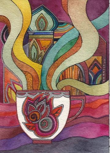Tea Steam by megan_n_smith_99