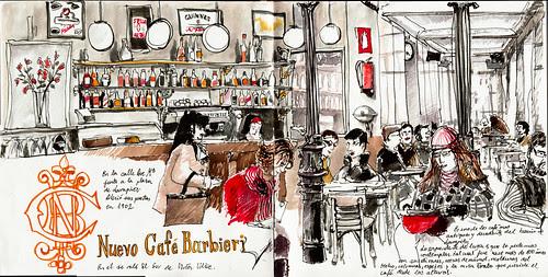 Nuevo Café Barbieri by aidibus