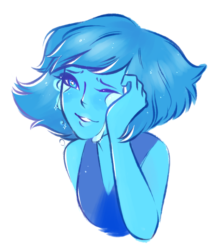 a lapis from last month