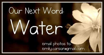This week, Water