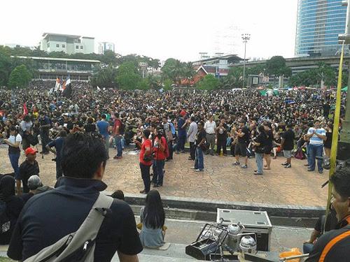 8835116717 4e8f496fb2 o Gambar dan Video Perhimpunan Blackout 505 di Petaling Jaya 25 Mei 2013