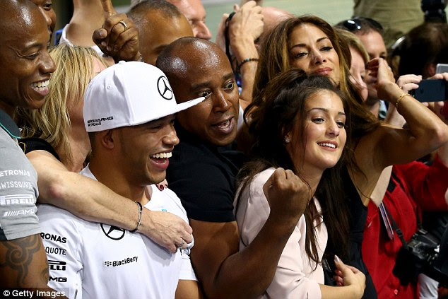 Lewis Hamilton's younger brother Nicolas to become first ...