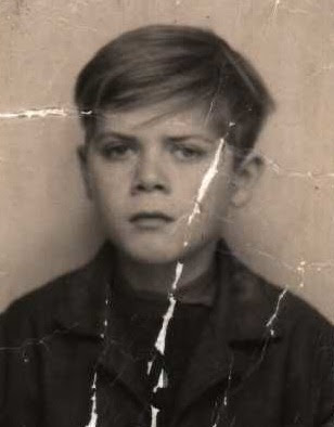 Saint Pope Pius X As A Young Boy.