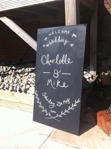 17 Best ideas about Chalkboard Welcome Signs on Pinterest