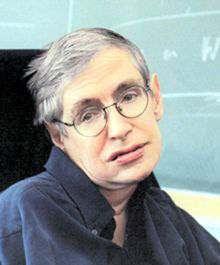 Biografia de Stephen Hawking Historia del Tiempo Big Bang Cientifico