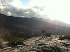 North & Middle Sugarloaf Hike - WMNF - 10/13/11