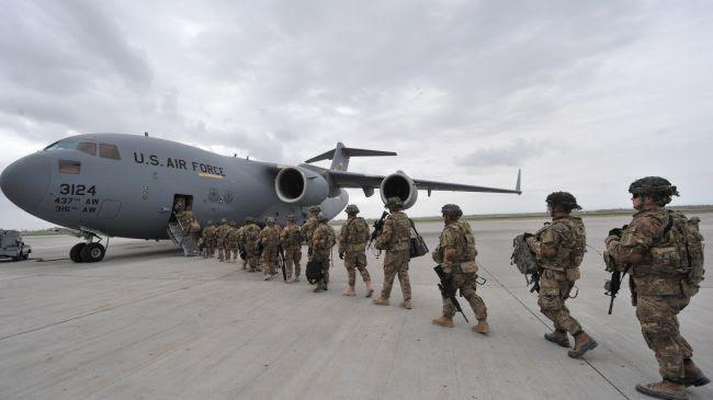 Τέλος οι ΗΠΑ από την κεντρική Ασία, παρέδωσαν τη βάση…