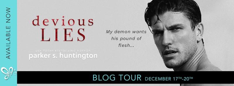 Blog Tour: Devious Lies by  Parker S. Huntington