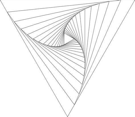 dont eat  paste drawing geometric whirls