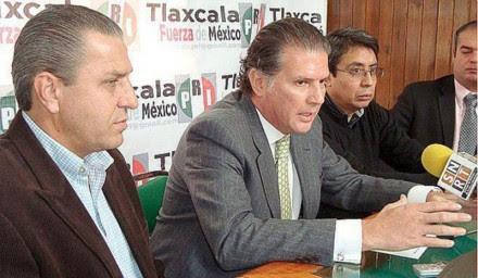 Gabino Antonio Fraga Peña, coordinador regional de Compromisos de Campaña de Enrique Peña Nieto en 2012. Foto: El Mundo