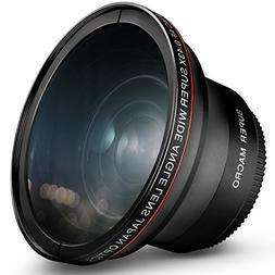 Wide Angle Lens Rebel