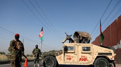 США намерены работать с Индией по вопросу Афганистана