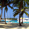 World ARC yachts in San Blas Panama