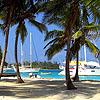 World ARC yachts in San Blas Panama