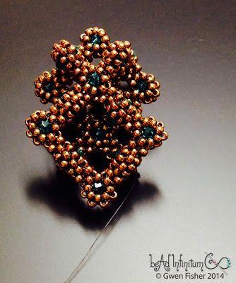 gwenbeads: Infinite Skew Polyhedron (4.4.4.8) W*8