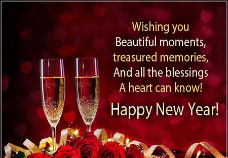 New Year messages for your loved ones