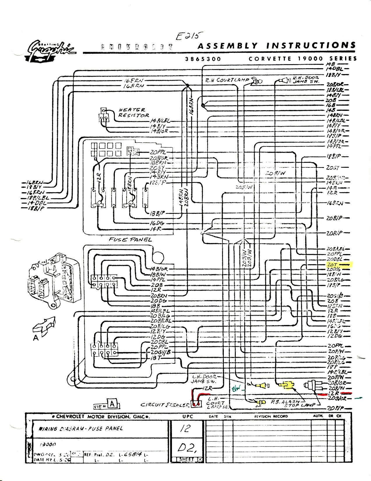 1969 Corvette Console Diagram Wiring Schematic Wiring Diagram Monitor1 Monitor1 Maceratadoc It