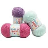 Lã Mais Bebê Círculo