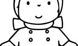 Anasınıfı Için çocuk Kış Mevsimi Boyama Sayfası