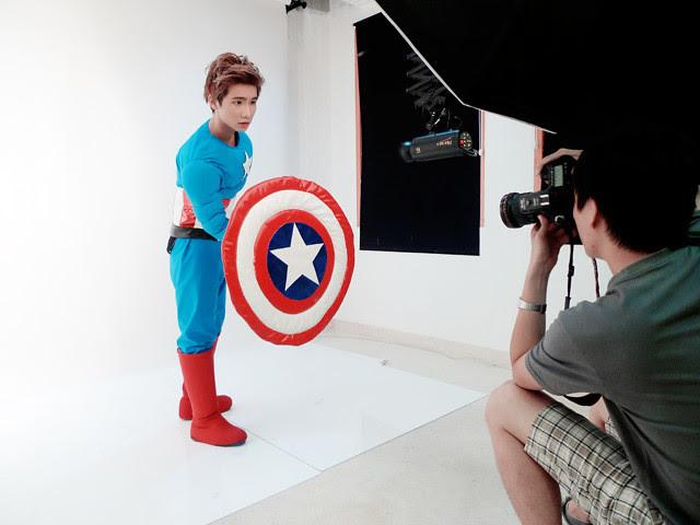 typicalben captain america photoshoot 2