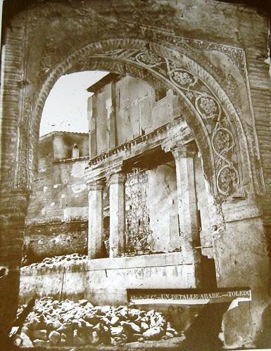Antiguo Palacio del Rey Don Pedro I El Cruel, Toledo. Foto Casiano Alguacil.