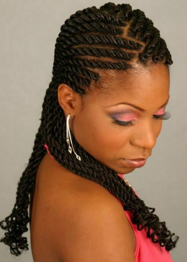 125 Goddess Braids - All About This Hot Hairstyle!