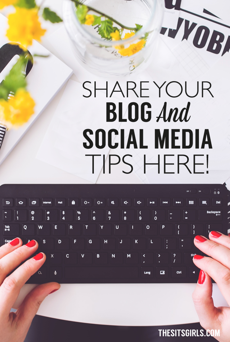 Blog Tips | Submit your blog and social media tips here!