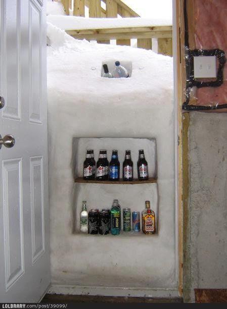Snow? Snow problem! | LOLBRARY.COM