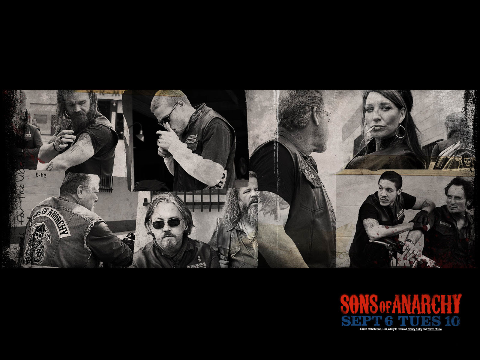 Sons Of Anarchy Sons Of Anarchy Achtergrond 25134452 Fanpop