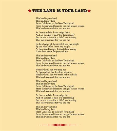 land   land lyrics  land   land