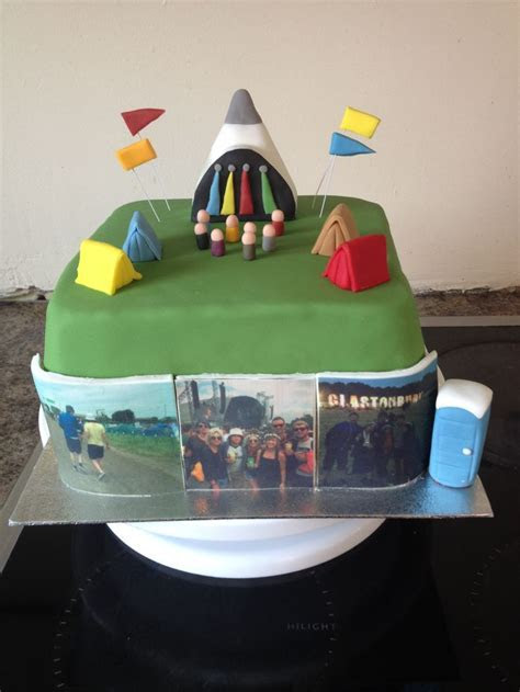 17 Best images about Summer Music Festival Cake Ideas on