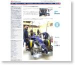 ウィリアムズ、FW36をお披露目&初走行 【 F1-Gate.com 】