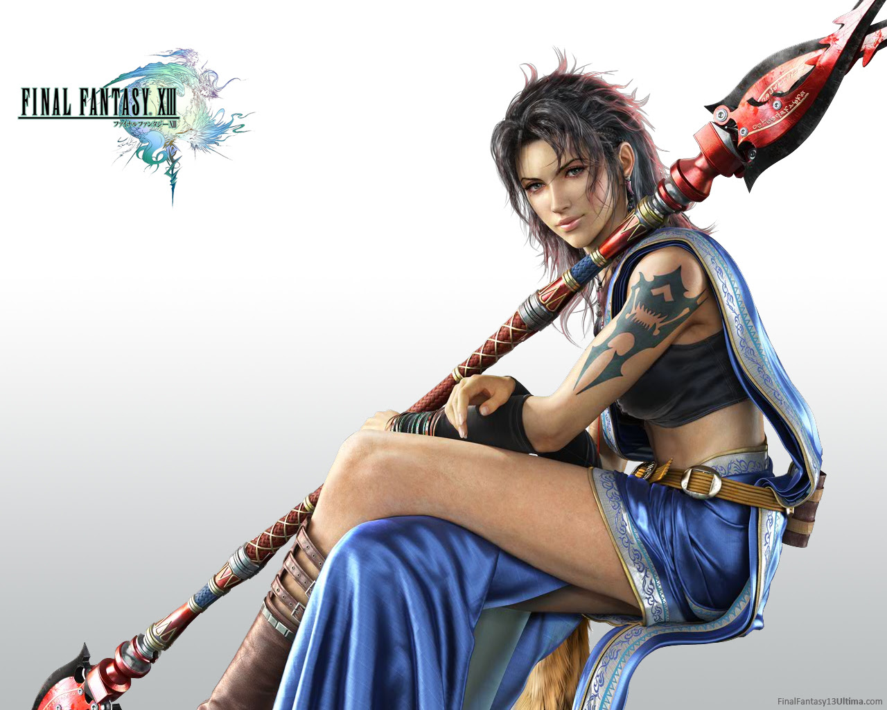 Ff Xiii Wallpaper Final Fantasy Xiii Wallpaper 32680103 Fanpop