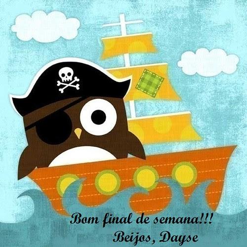 Pirateando! by Menina Prendada -