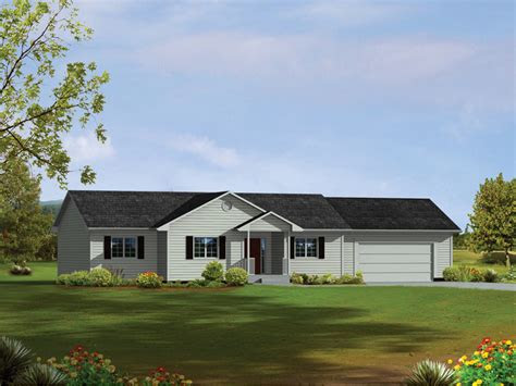 small simple ranch house plans house design  office