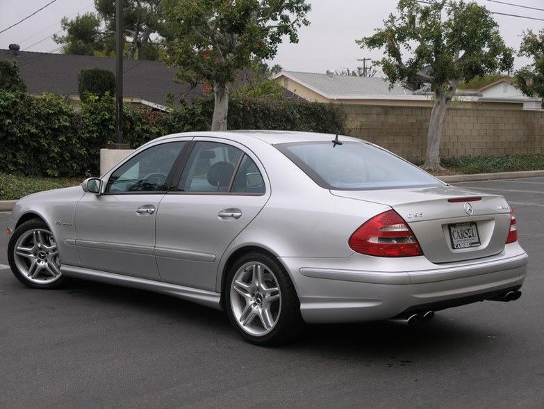 2005 Mercedes-Benz E-Class - Pictures - CarGurus