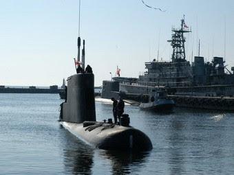 """Подлодка типа """"Коббен"""" ВМС Польши. Фото с сайта article.wn.com"""