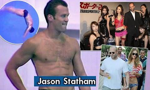 Jason Statham Commonwealth Games 1990