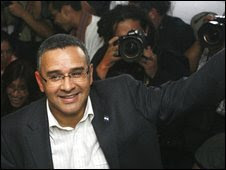 Mauricio Funes, 15 March