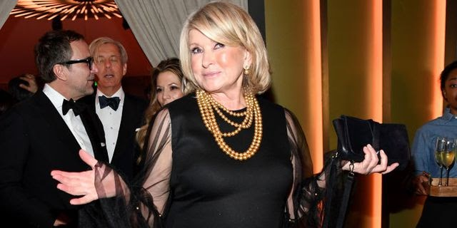 Martha Stewart Sharing Throwback Photos For Her Own Birthday Is Peak Leo Season