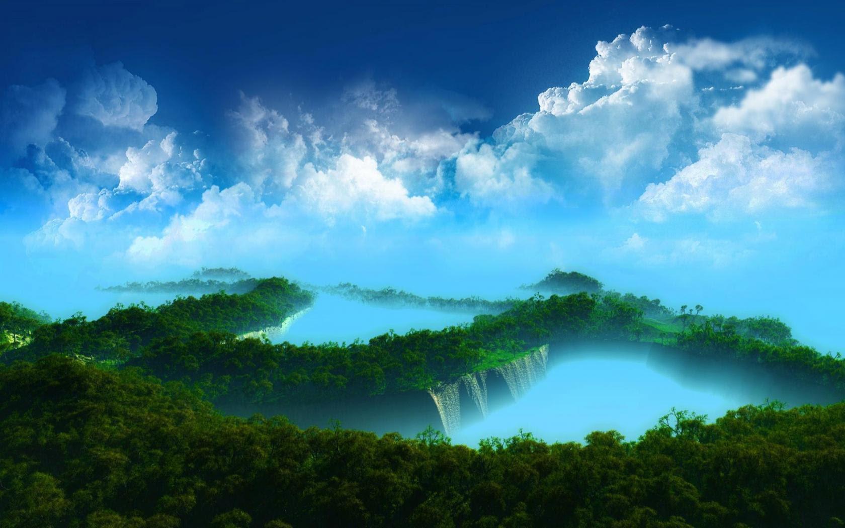 夏の風景の夢 壁紙 1680x1050 壁紙ダウンロード Ja Bestwallpaper Net My Sims City