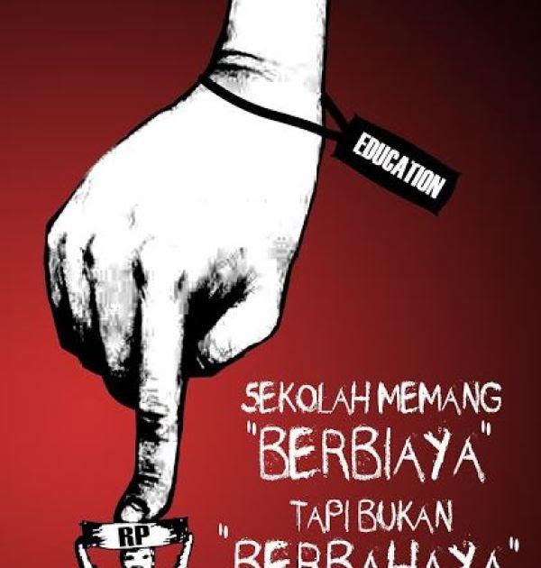 Contoh Poster Pendidikan Yang Mudah - Contoh Poster Ku
