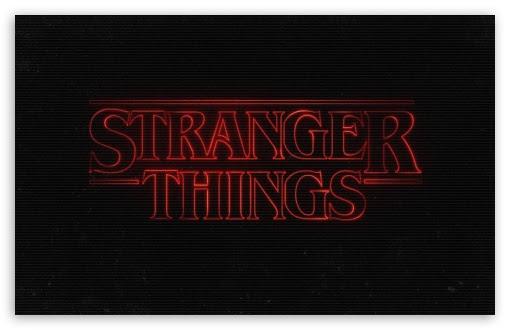 Stranger Things Uhd Desktop Wallpaper For 4k Ultra Hd Tv
