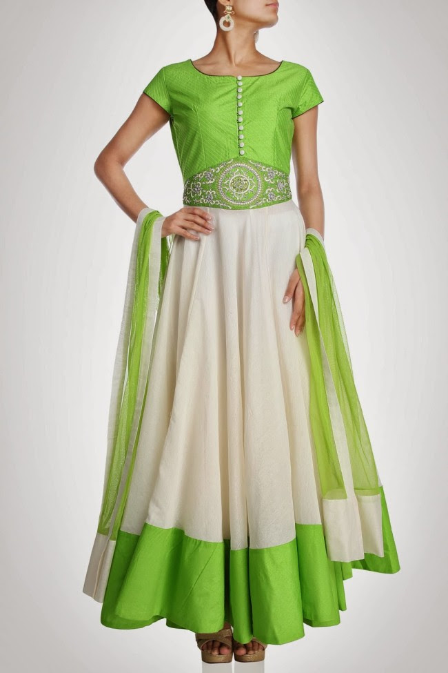 Anarkali-Ankle-Length-New-Fashion-Frock-Suits-by-Designer-Charu-Parashar's-Girls-Outfits-1