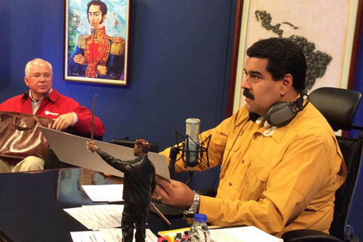 Revisión a fondo de cada ministerio anunció el presidente Maduro