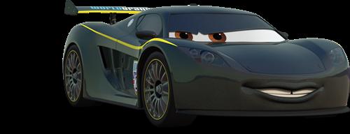 Lewis Hamilton (race car) - World of Cars Wiki